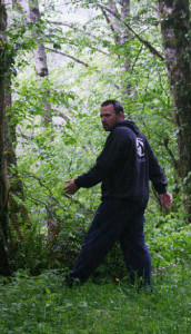hunt for bigfoot